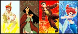 Disney Elementals