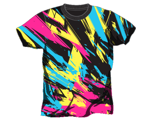 Crazy rave tee by cazemm on deviantart for Crazy t shirt designs
