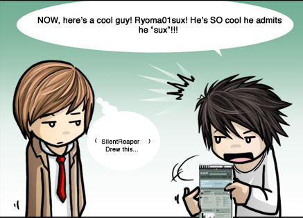 One Cool Guy by ryoma01sux