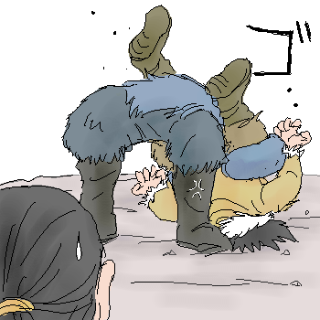 scribbling BB 2 by shibu