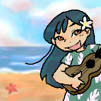 LS : my ukulele by shibu