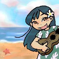 LS : my ukulele