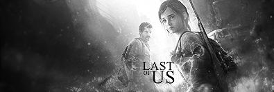 The Last Of Us - Signature by PodgeGFX