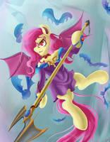 Warrior flutterbat by AeroLP
