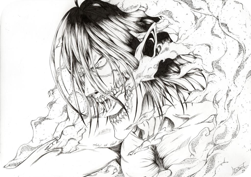 Titan Eren by Aerostoner