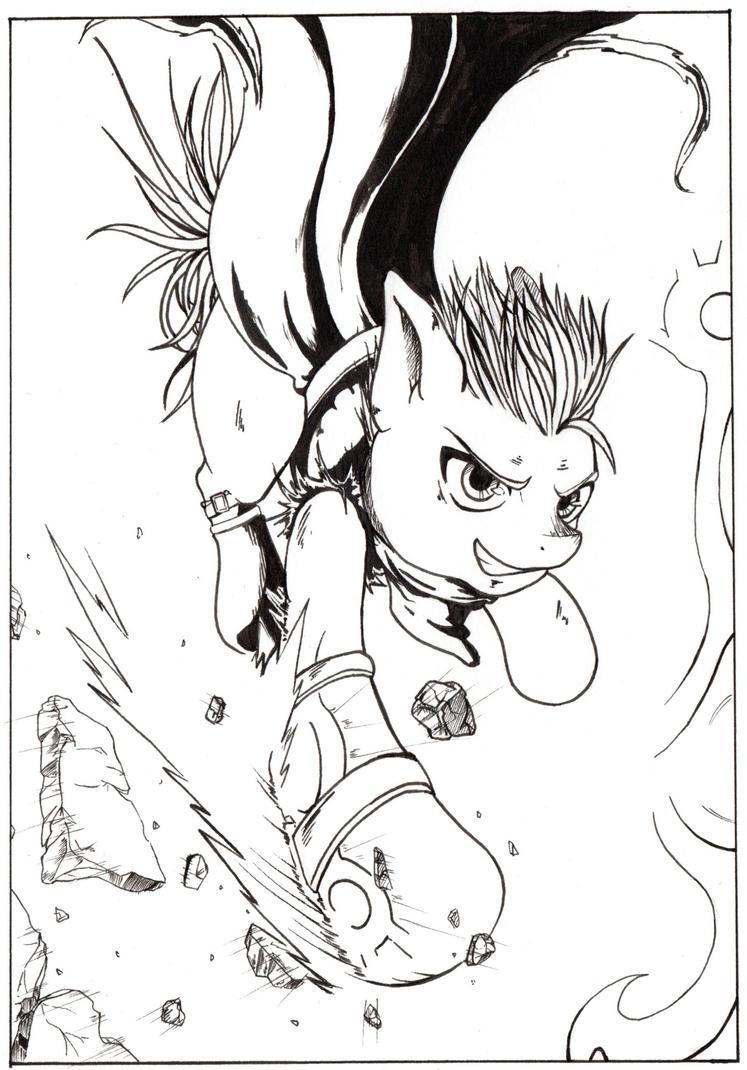 .::AeroDoodle::. Gene (pony) by Aerostoner
