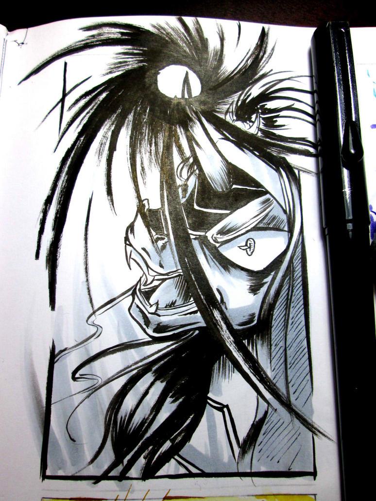 .::AeroDoodle::. King Sombra #2 by Aerostoner