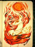 .::AeroDoodle::. Burning rage, Celestia
