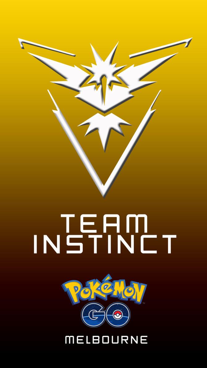 Pokemon Go Phone Wallpaper 750 X 1334 Instinct By Andrewoonline