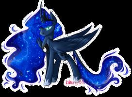 Princess Luna by cihiiro