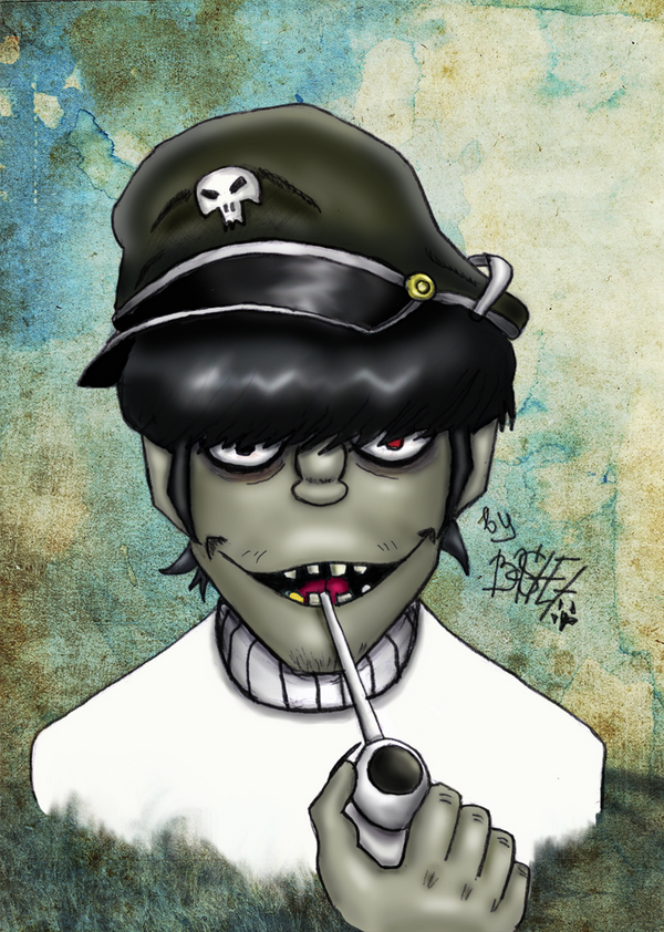 Murdoc.P b by Basty007