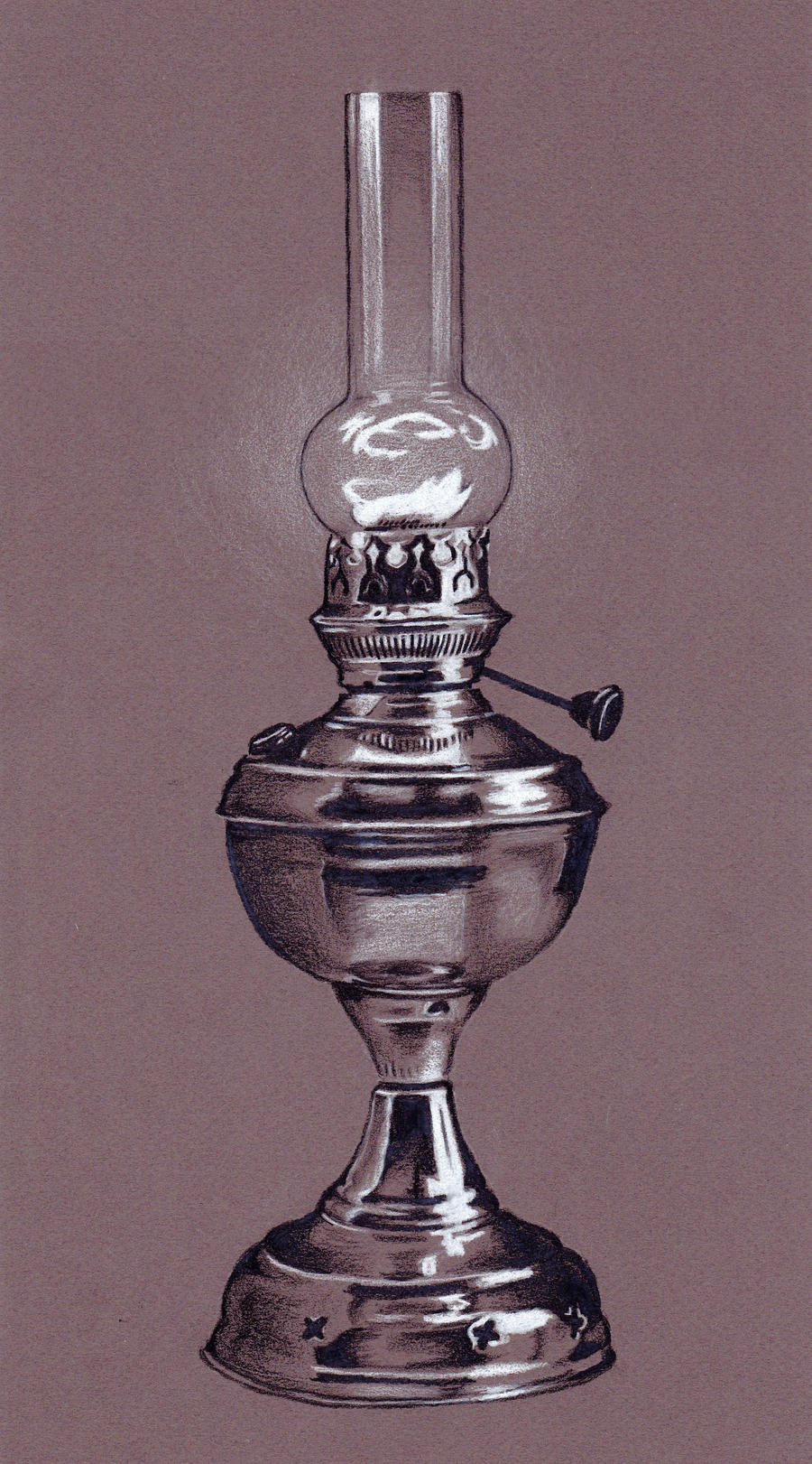Exceptional Gas Lamp By RayMurphy Gas Lamp By RayMurphy