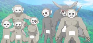 Slendytubbies: Survival