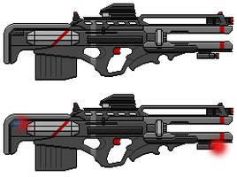 Shadowblade HVAP/R 22X by Krag7