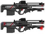 Shadowblade HVAP/R 22X