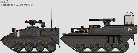 Guard APCs  by Krag7