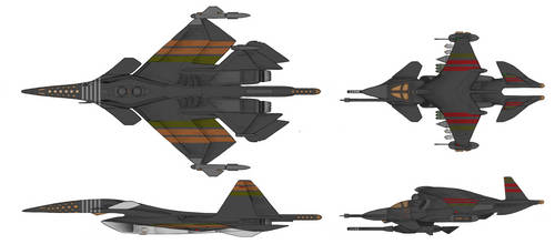 Commission: Carnaithian Aircraft