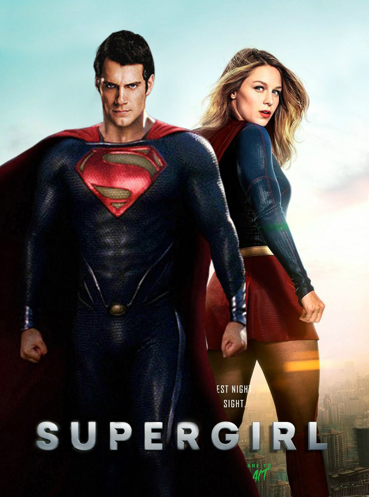 superman vs supergirl