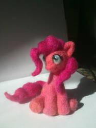 MLP Pinkie pie Felt by KetikaCraft