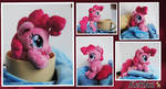 Cute Pinkie Pie plush