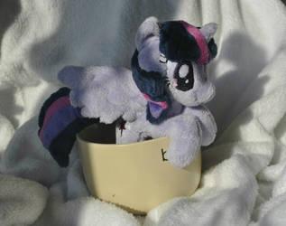Mini Twilight Sparkle by KetikaCraft