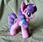 Sugar Belle My Little Pony plush toy