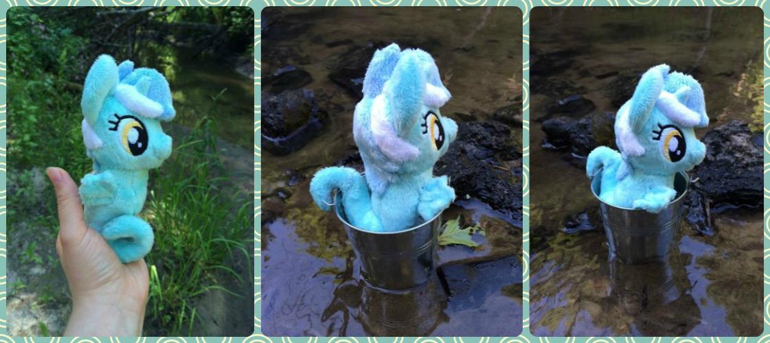 Lyra Sea pony by Ketikaket