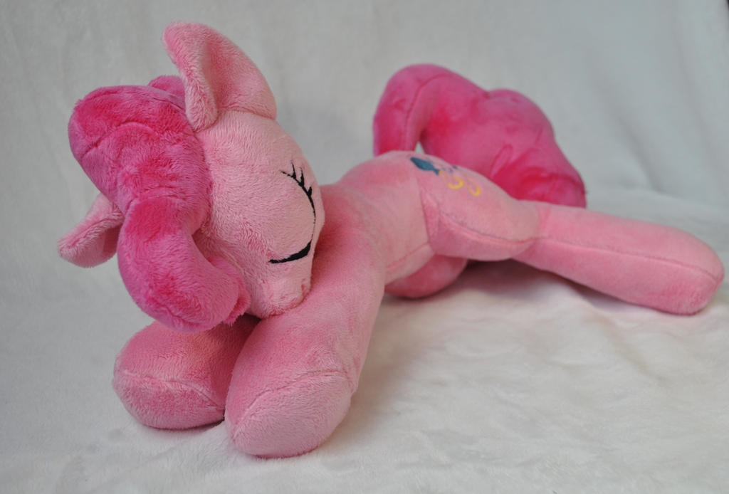 sleeping Pinkie Pie! by Ketikaket