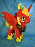 Princess Big Macintosh Plush
