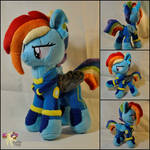 Rainbow Dash (Crystal War form)