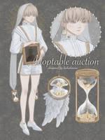 [OPEN] Adoptable auction 'Arte' #4 by hahakiruru