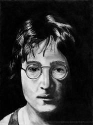 John Lennon by Sezamxq