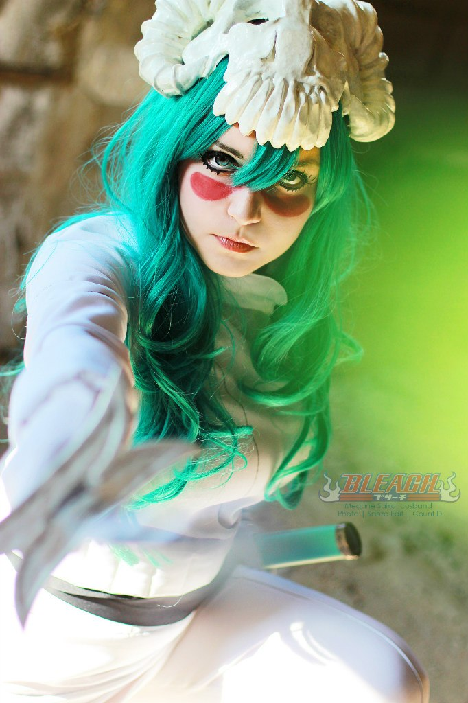 nel cosplay bleach anime sexy hot beautiful