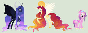 Princess Redesigns