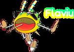Pop'n Music OC - Flaviu by NockeyNoo