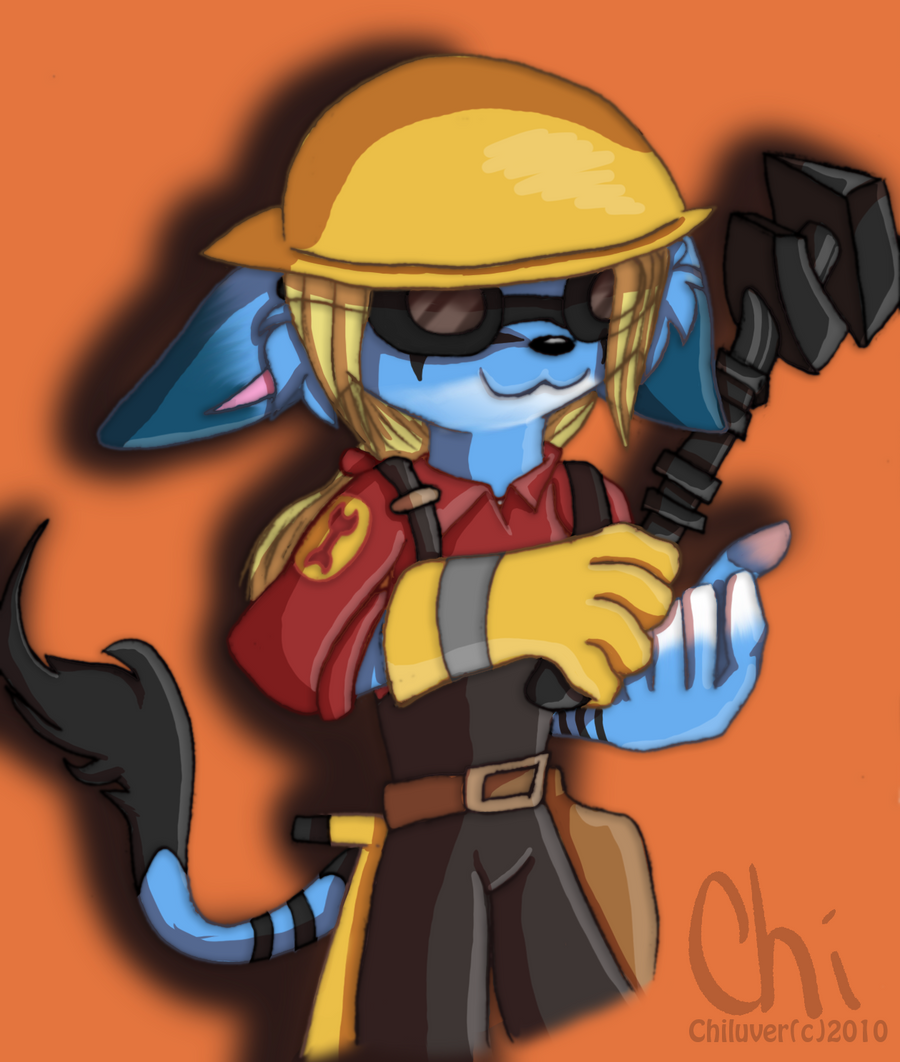 ...Stupid Engie by Chico-2013
