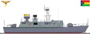 Shtorm Air Defense Destroyer