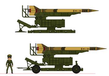 Shahin III Rocket Launcher by DonaldMoore909