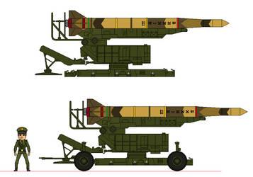 Shahin IV Rocket Launcher by DonaldMoore909
