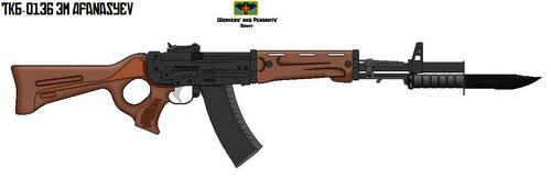 TKB-0136 3M W-Bayonet by DonaldMoore909