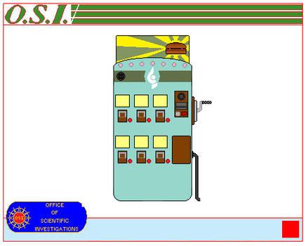 Arkilian Bestest Auto-Sandwich Machine