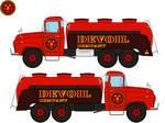 Dev Oil Tanker Truck by DonaldMoore909