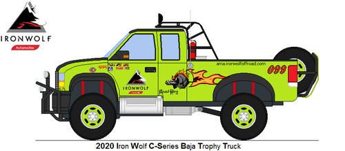 Iron Wolf 2020 Road Hog 6.7 Baja Trophy Truck