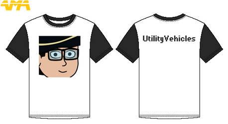 UtilityVehicles T-Shirt