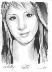 Old Drawings | Jen Ledger by M4SIIV