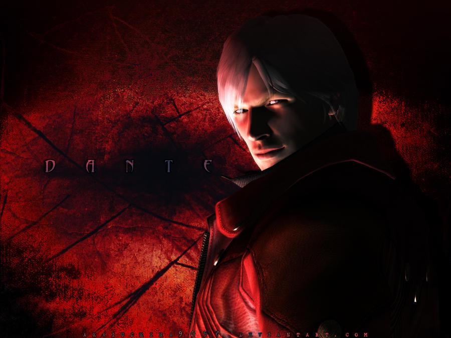 Dante by AkaiUchiha9097