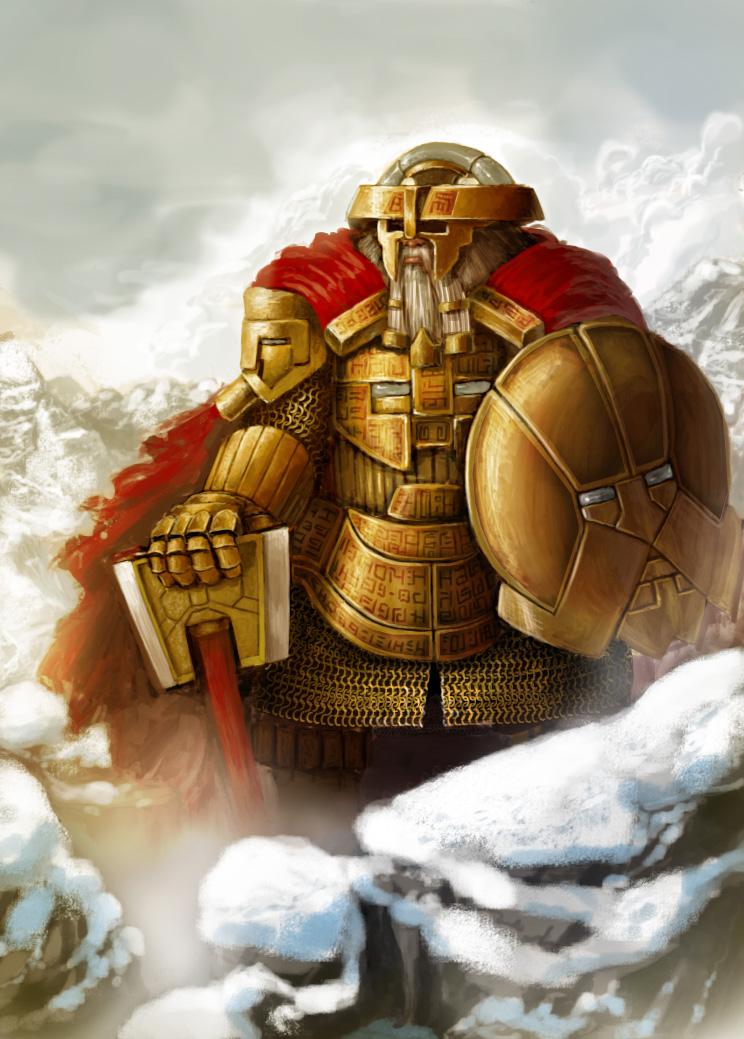 dwarven Royal Guard