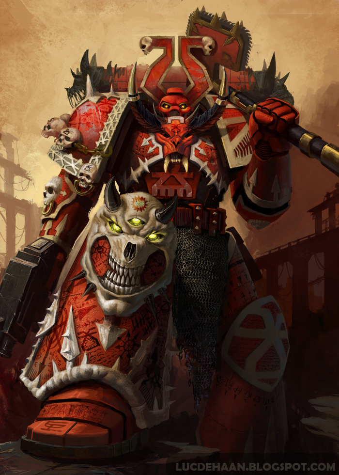 [W40K] Collections d'images diverses - Volume 2 - Page 2 World_eater_by_omuk-d4m0vb2
