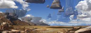 Thunderplains by Omuk