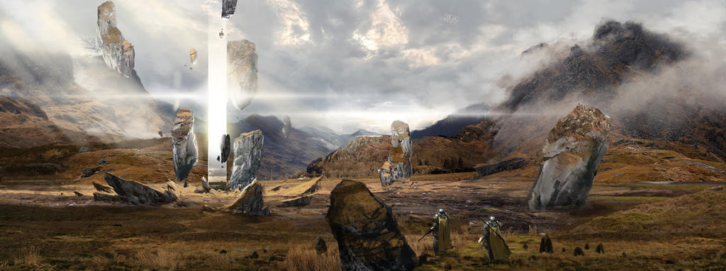 the Thunderplains Portal by Omuk
